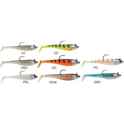 VINILO ULTRA SHAD COLOR PRL 80GR