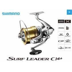 CARRETE SURF LEADER Ci4 35SD SHIMANO