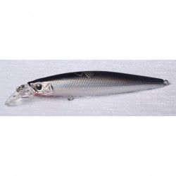 BRUTALE 03-SILVER BLACK SPANISH LURES