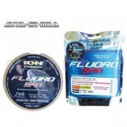 FLURO SPIN 0.25MM 150MT AWA SHIMA