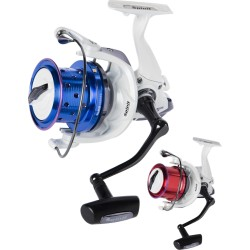 CARRETE X-CAST ROJO/BLANCO 5700S SPINIT