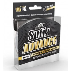 MONOFILAMENTO ADVANCE 0.18MM 300MT SUFIX