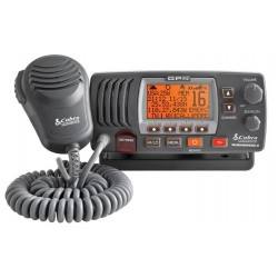 VHF MR F77B GPS E COBRA MARINE
